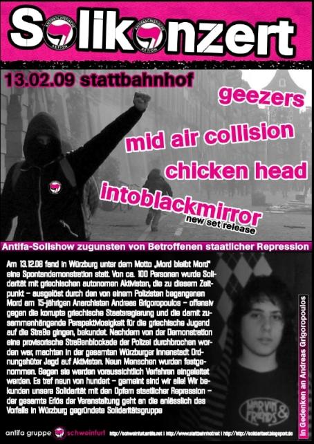 Soli Konzert in Schweinfurt